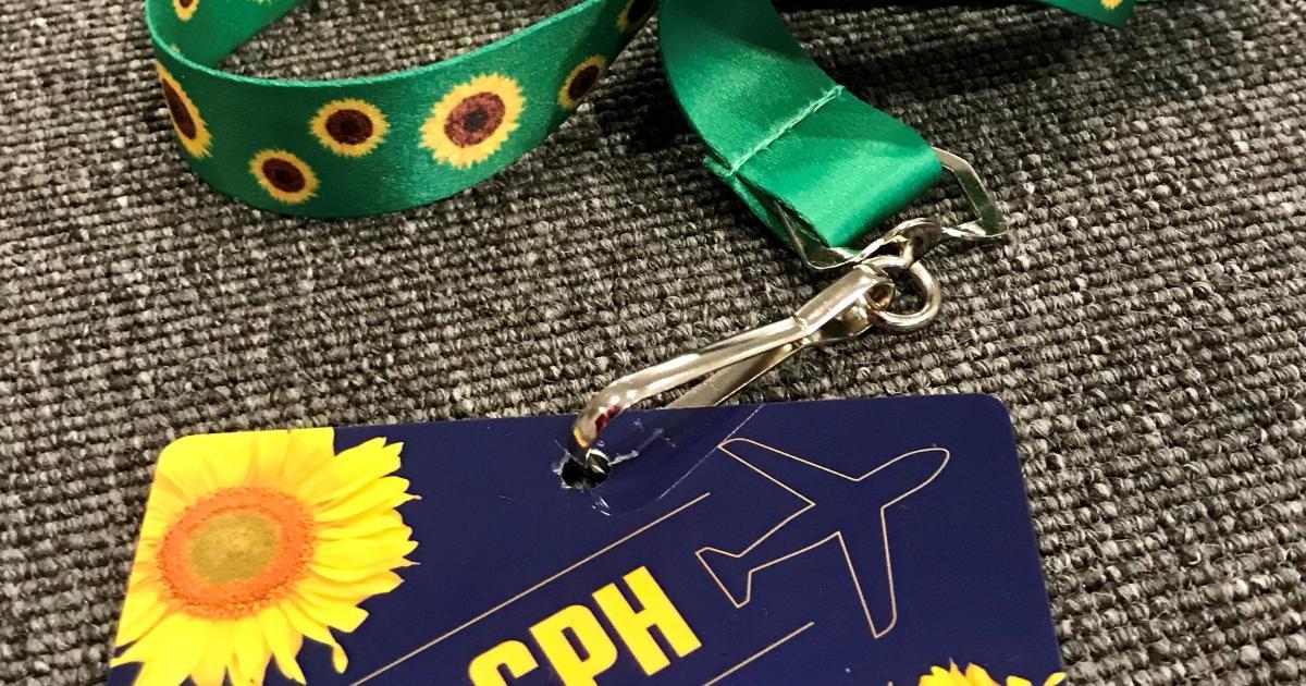 Kobenhavns Lufthavn Lancerer Noglesnor For Personer Med Usynlige
